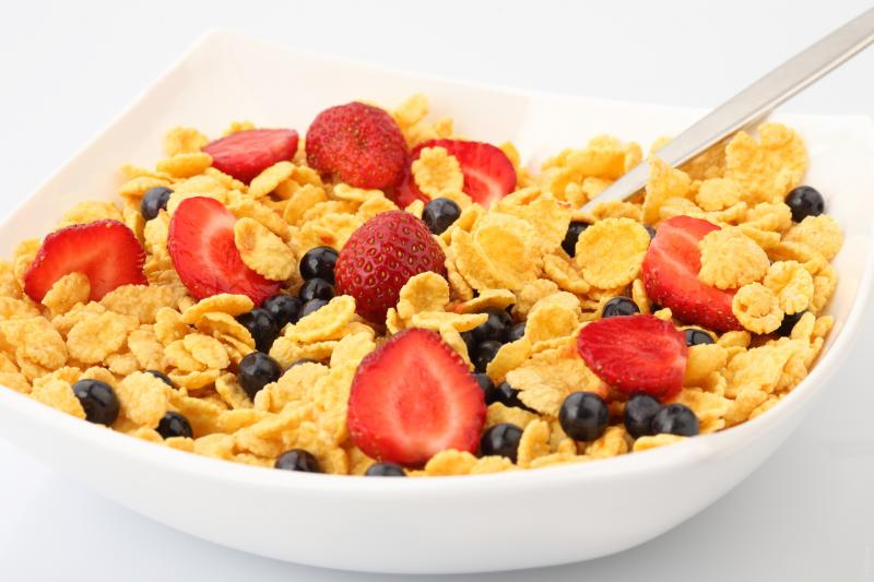 Benefits and harms of breakfast cereals